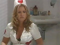 Klasična vroče medicinska sestra prekleto