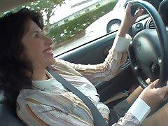 Araba mastürbasyon