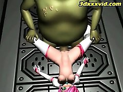 3D-Teen Naravnih Suženj! - Pobeg - Pošasti Vraga