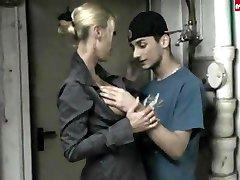 Kada Armastus - Vom Jungschwanz im Keller durchgefickt
