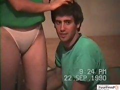 Maison grecque du Porno Des années 90