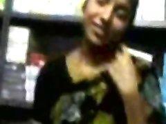 Çalışan Teyze&#039 Southindian;Patronunun ağzına s