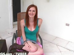 Reality Kings - Redhead Deedee is a Natural Beauty