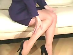 Nina Hartley pantyhose zabavno D10