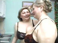 BB Old Lesbian Lady