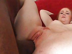 Hot babe screwed in the ass
