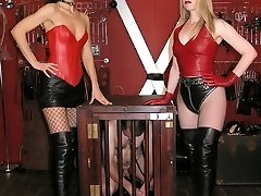 Double Domme Treatment