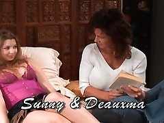 Deauxma & Sunny Lane in Sapphic Seductions #07