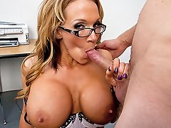 Nikki Sexx & Danny Wylde in My Very First Fuck-fest Teacher