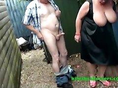A spot of gardening for Granny Kim