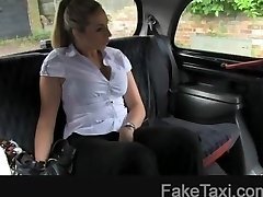 FakeTaxi - Naught Police woman gets payback