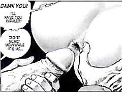 Softcore Sexual Fetish Desire Comics