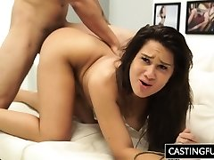 Castinng Penetration For Teen Desirae Rose