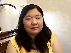 BBW Japanese Hairy Damsel Fucked Good (Uncensored)