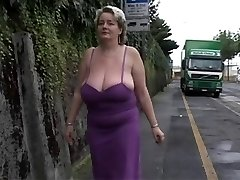 Solo #2 (Mature BBW with Fat Boobs)