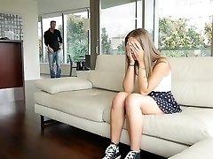 TeenPies-Brace-Face Hottie Creampied By Father-In-Law
