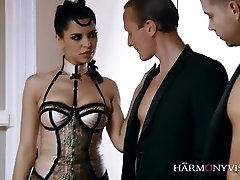 Inborn busty Russian Erotic Queen