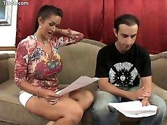 Carmella Bing - Ample Breast Adventure