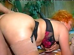 Redhair granny 1