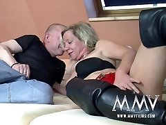 MMV FILMS German Mature Duo