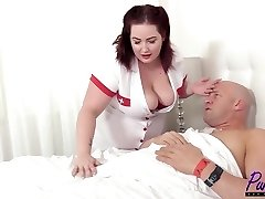 nurse Eliza revitalizes the pipe