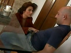 Mature Segretary Go Wild For Italian Big Fuck-sticks - Anal S88