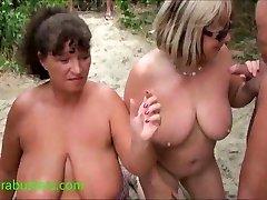 Grandmother Kims beach cum party