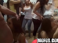 Mofos - Real Slut Party - Crazy Nymphos Want Cocks starring