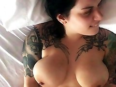 Gaberiella Monroe - First time beautiful agony big tits  pov
