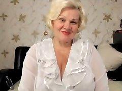 Blonde granny big zeppelins