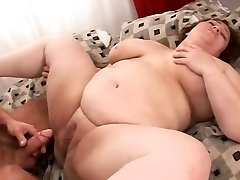 Mature Big Ample Fluid Pie 8