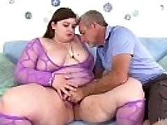 Sexy plumper Sapphire Rose humped excellent