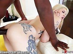 Lex Steele Butt Fucks Insane Tattooed Chick