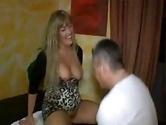 Lush german MILF rockets while fisted