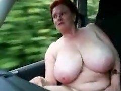 Engraçado no carro