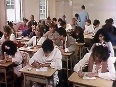 Las Colegialas (1986) - college girl cuckold