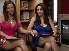 Raylene and Aryana Augustine Lezzy Escapade