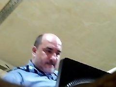 oficinista spycam