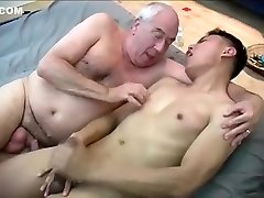 Epic homemade gay clip with Asian, Masturbate scenes