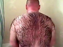 OneHairyMan3 - Bath Bear
