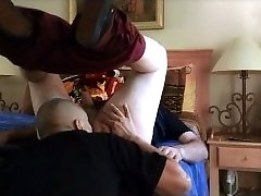 Married Arab sucked and rimmed