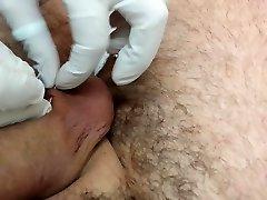 Piercing a herezacskó