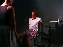 Young Barefoot Workout - Scene 1
