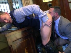 SEX GAY - OFFICE
