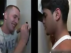 Horny latin man gets his weiner gargled part4