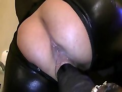 Extreme going knuckle deep squirting