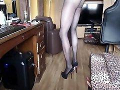 Jism In Stockings