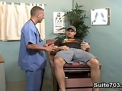 Patient Phenix gets investigated by super-fucking-hot Roman