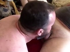 SUCKING FUCK-STICK AND EATING BUM 2