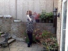 Hip Boots + Butt Plug = Wank - Alison Thighbootboy